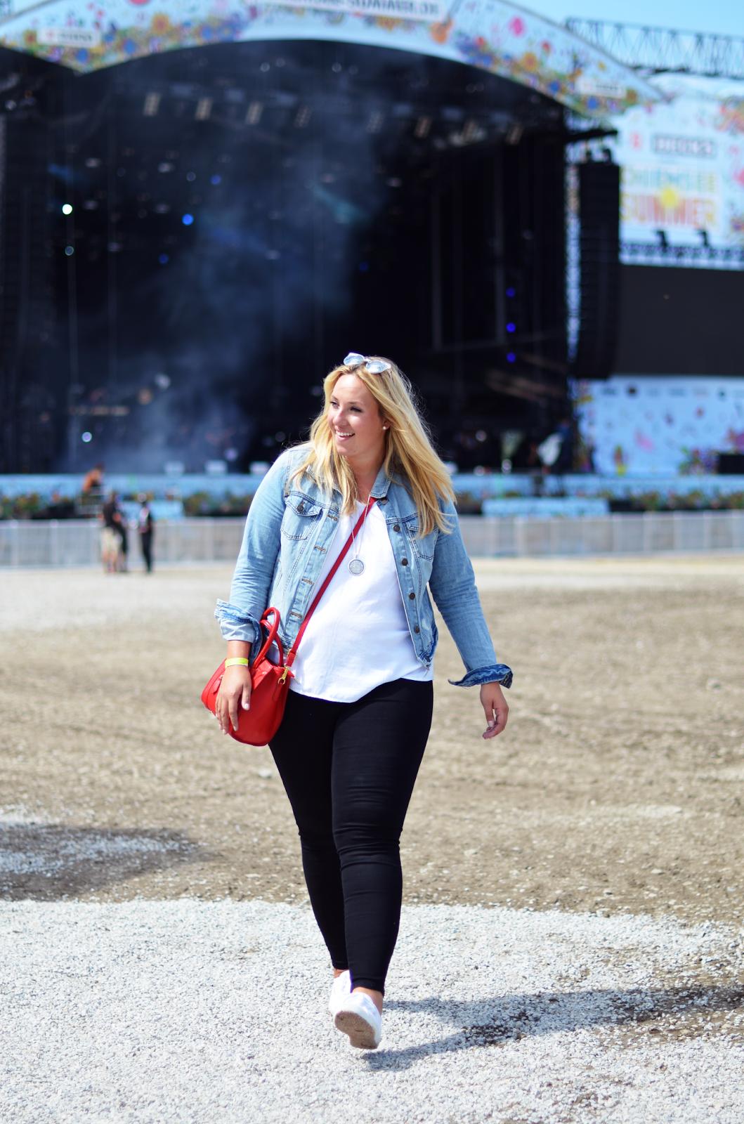 Chiemsee Summer Festival_ Festival_Alltagslook_Plussize Blogger_
