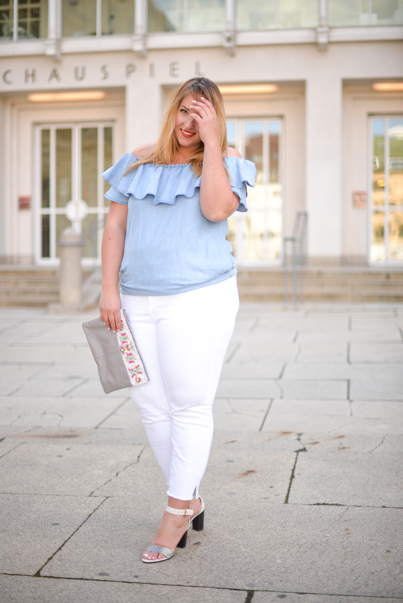Off Shoulder_Zara Off Shoulder_Plussize Blog_Blogger_Fashion Blog_München_Theskinnyandthecurvyone_Plus-Size Blog Deutschland_Curvy Blogger_German Blogger_German Plus-Size (3 von 15)