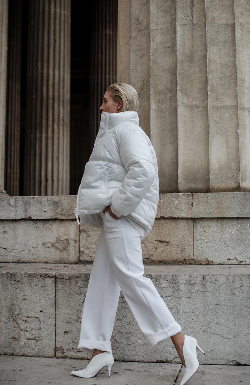 puffer jacket daunenjacke fashion